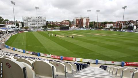 Sussex's BrightonandHoveJobs.com County Ground