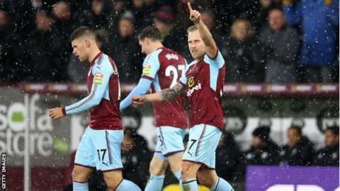 Scott Arfield, Dean Marney to leave Burnley at end of season