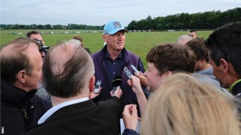Gosden insists Enable faces 'tall order' in King George bid