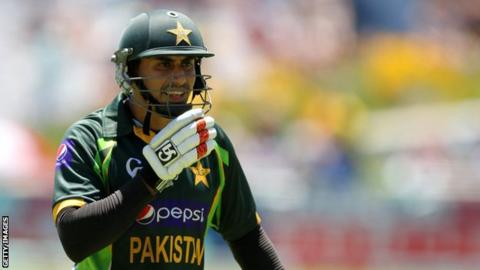 Former Pakistan opener banned for failing to cooperate with spot-fixing investigation