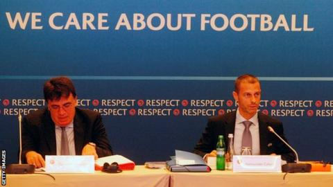 Financial Fair Play  Uefa would consider reopening investigations on ... ce273fb4f4a2e