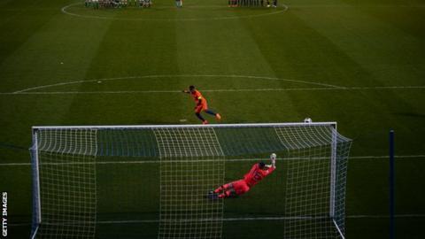 Ireland penalty shootout