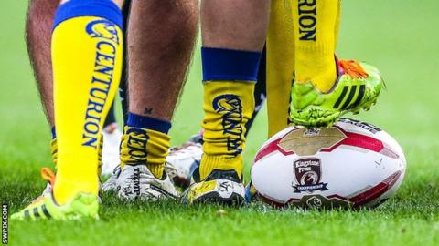 Play-the-ball in rugby league