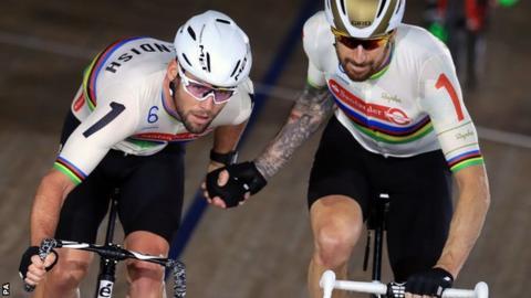Wiggins and Cavendish