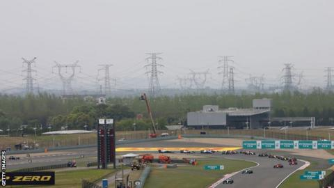 F1 teams to assess coronavirus risk to Chinese GP""