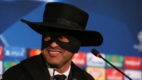 Shakhtar Donetsk boss Paulo Fonseca