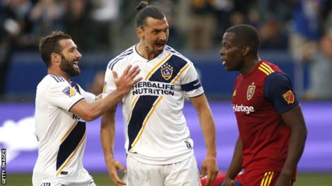 Zlatan Ibrahimovic and Nedum Onuoha