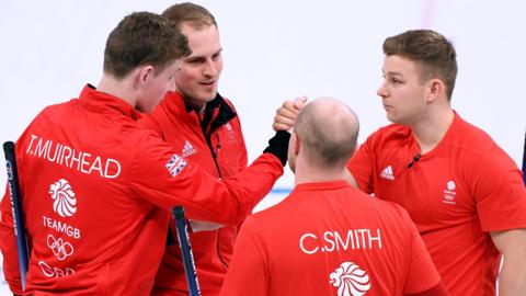 GB Men's Curling Team