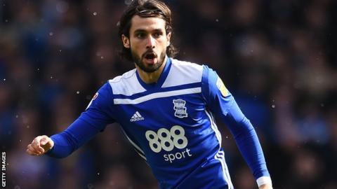 Villa sign Spanish winger Jota from rivals Birmingham