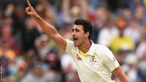 Starc cleared of serious injury, remains doubtful for Boxing Day Test