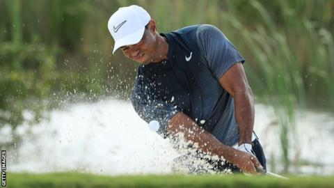 Tiger Woods fades from contention in comeback at Hero World Challenge