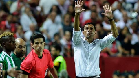 Gustavo Poyet appointed coach of Bordeaux