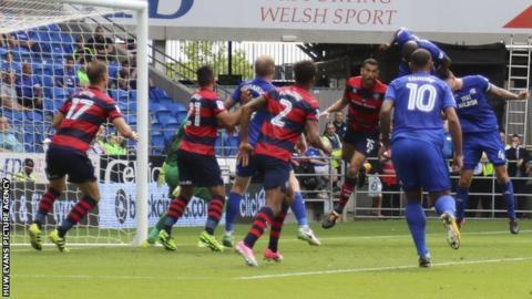 Bamba goal