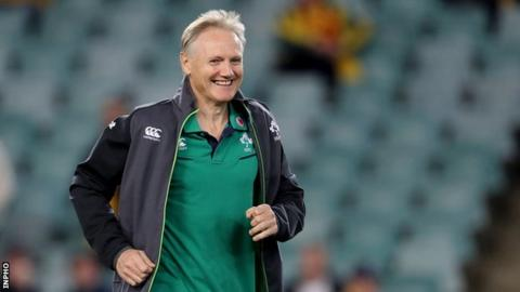 Joe Schmidt has overseen the most successful season in the history of Irish rugby