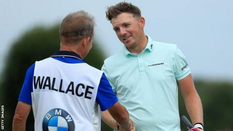 England's Matt Wallace
