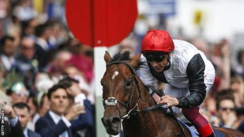 Cracksman to miss Prix de l'Arc de Triomphe at ParisLongchamp