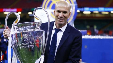 Zidane: We have put in a superb performance against Juventus