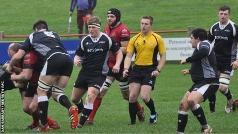 Launceston v Redruth