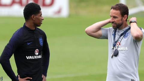 England stars 'have discussed potential for racist abuse in Russia'