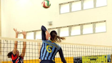 The Esplugues Volleyball Club in Barcelona