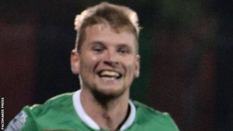 Stewart joined Glentoran from Linfield in the summer