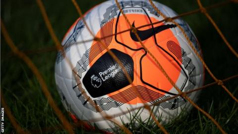 The Premier League hope to resume action in June