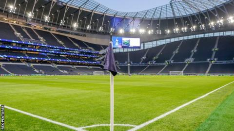 The Tottenham Hotspur Stadium