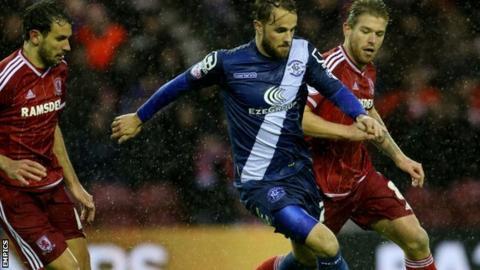 Middlesbrough v Birmingham City
