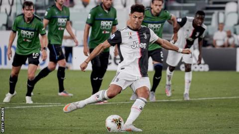Atalanta deserved to beat Juventus, says proud Gasperini