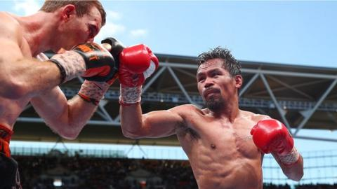 Manny Pacquiao vs. Lucas Matthysse A Done Deal For July In Malaysia