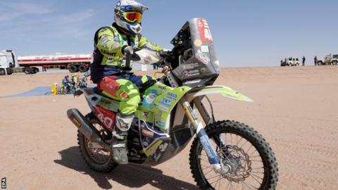Dakar Rally 2020: Edwin Straver dies after crash
