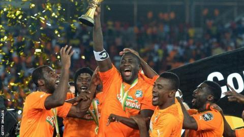 Yaya Toure, African Cup of Nations