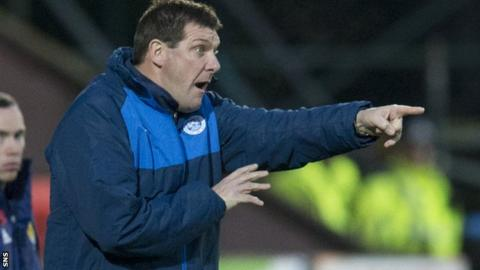 St Johnstone have won six straight away games in all competitions