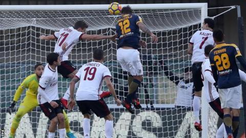 Verona's Antonio Caracciolo