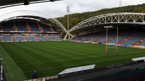 Huddersfield's John Smith's Stadium