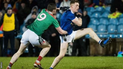 Football league div one mayo beat cavan to stay top of - Bbc football league 1 table ...