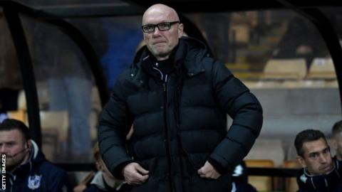 Port Vale boss Neil Aspin is looking to boost his strikeforce