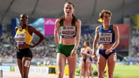 Ciara Mageean: Track star in Ireland's European Cross Country team in Lisbon