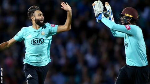T20 Blast: Sussex Sharks unbeaten run goes as Worcestershire and Leicestershire also win