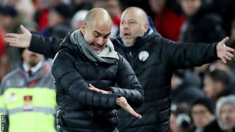 Liverpool V Man City Handball Was This 2019 20 Season S