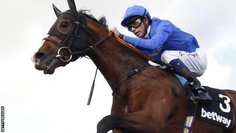 Belardo wins Al Shaqab Lockinge Stakes at Newbury