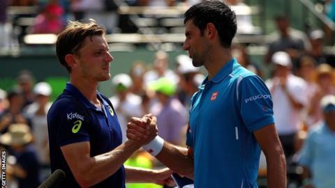 Novak Djokovic Miami Masters