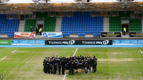 Scotstoun Stadium