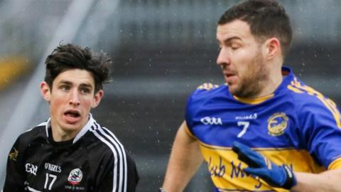 Kilcoo are attempting to win the Ulster Club Championship for the first time