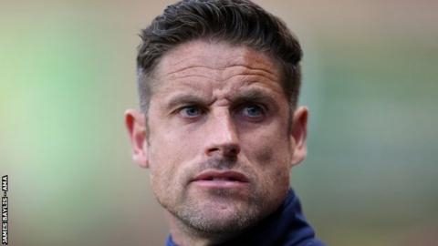 Chris Doig was formerly Paul Hurst's number two at Grimsby, Shrewsbury and Ipswich
