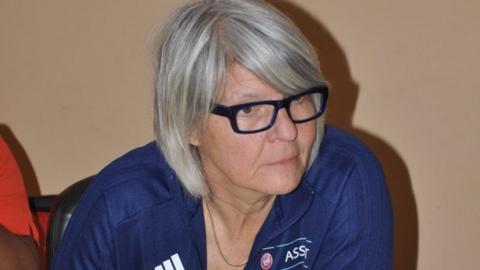 Former Netherlands international Hesterine De Reus