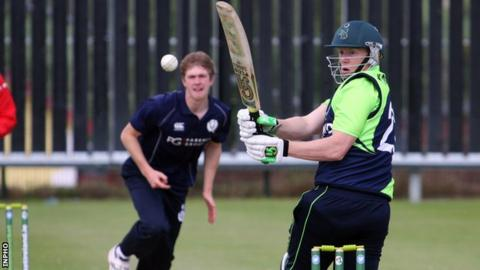 Scotland and Ireland will meet in Pretoria and Bulawayo before the World Cup Qualifier