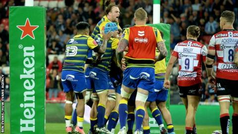 Cardiff Blues beat Gloucester in the 2018 Challenge Cup final and will compete in the Champions Cup this season