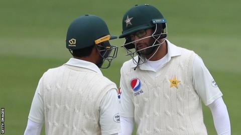 Imam impresses in Pakistan tour opener against Kent