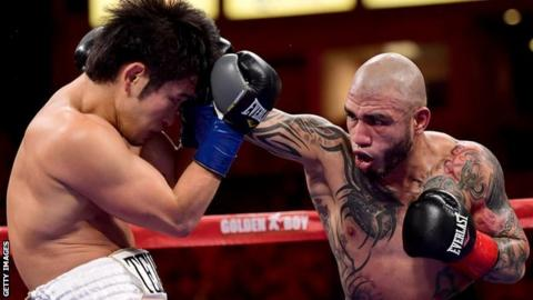 Cotto became a world champion again in August by beating Yoshihiro Kamegai